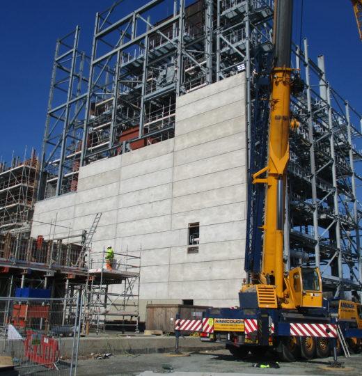 Power plant Tilbury (England)