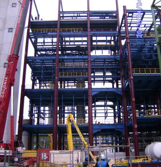 Zakład produkcyjny w TDI Dormagen (Niemcy)