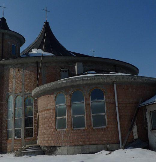 Kościół w Białej k. Rzeszowa (Polska)