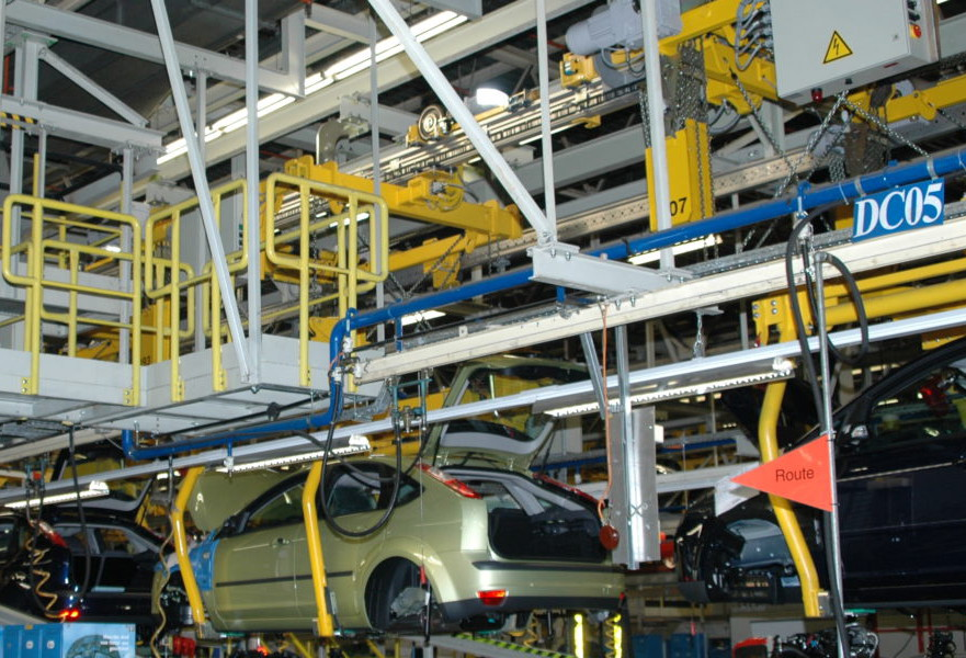 przemysl samochodowy