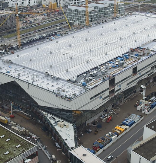 Messehalle Frankfurt (Niemcy)