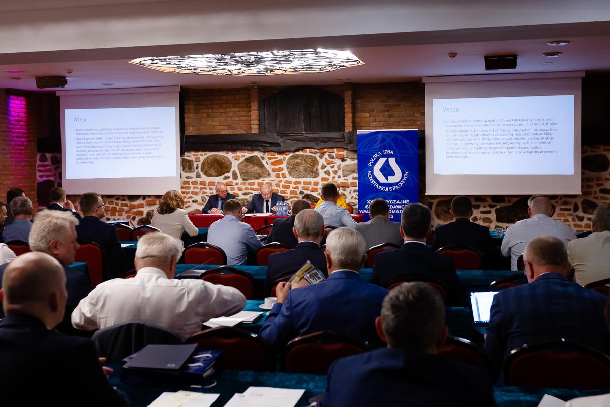 XXIV Zwyczajne Walne Zgromadzenie Polskiej Izby Konstrukcji Stalowych